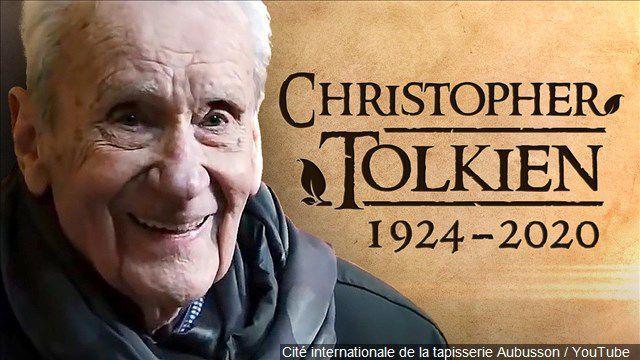 """Christopher Tolkien, editorul cărţilor """"Stăpânul inelelor"""", a murit"""