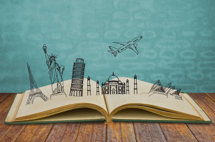 Top 5 cărți care îi inspiră pe cititori să călătorească