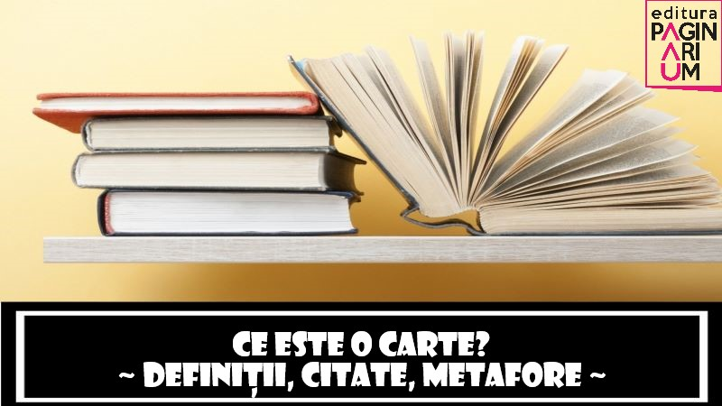 Ce este o carte? – definiții, citate, metafore