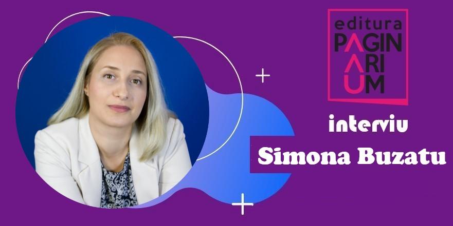 Simona Buzatu: Dacă vreau să parcurg rapid o carte, aleg audiobook-ul